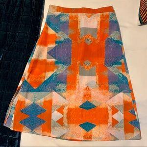 Volcom Geometric Bright Elastic Skirt